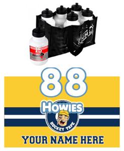 Howies Hockey Tape Yellow