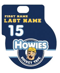 Howies Hockey Tape Blue
