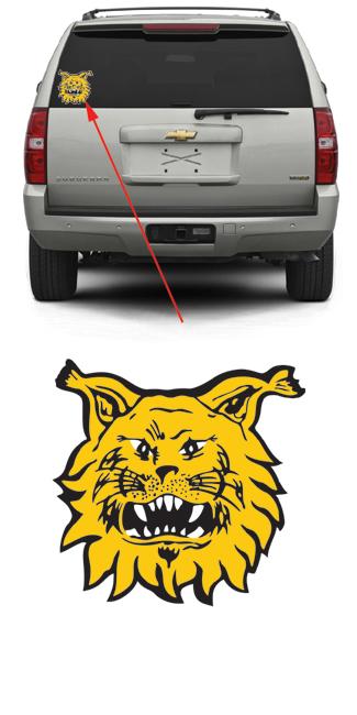 Yellow Lions Head