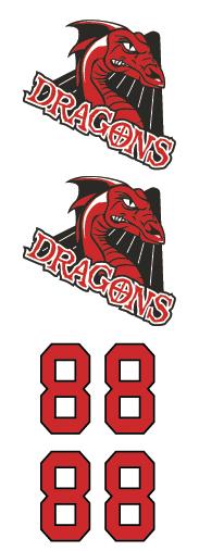 Pekin Dragons Hockey