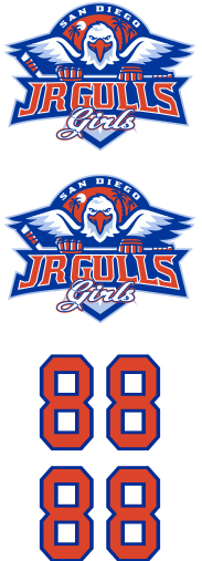 San Diego Jr Gulls Girls