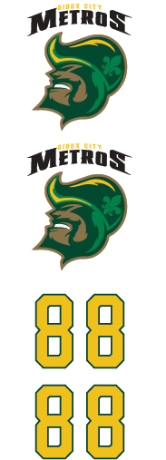 Sioux City Metros 2 Hockey