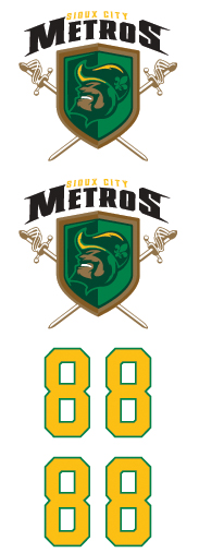 Sioux City Metros 1 Hockey