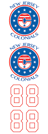 New Jersey Colonials Hockey