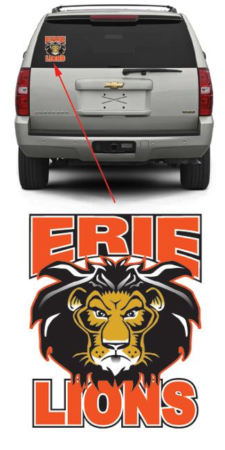 Erie Lions Hockey
