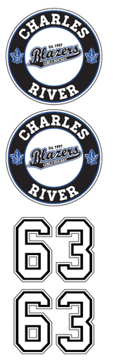 Charles River Blazers Girls Hockey
