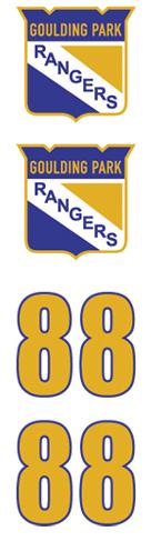 Goulding Park Rangers Hockey