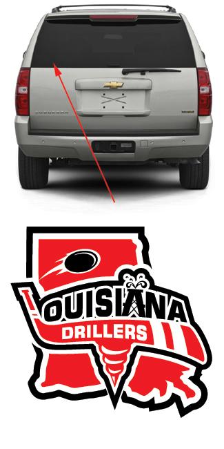 Louisiana Drillers Hockey