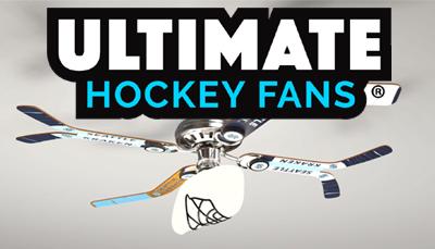 Ultimate Hockey Ceiling Fan